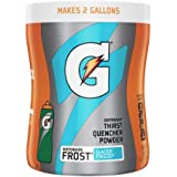 Gatorade Mix- Glacier Freeze Thirst Quencher Powder Drink, 521g
