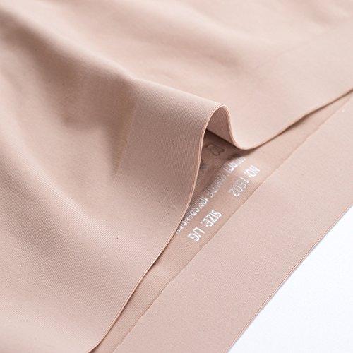 3x Demarkt Sexy String Tanga Bikini Slip nahtlose Unterwäsche für Damen Hautfarbe L