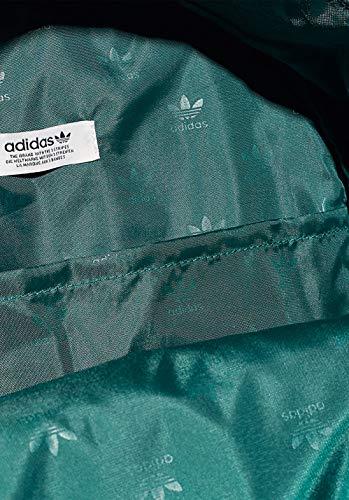 Adicolor Adidas Cl veruni adulto Zaino Bp blanco Unisex Verde aawxqE7vg
