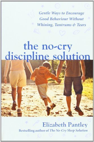 The No-Cry Discipline Solution: Gentle ways to promote good behaviour and stop the whining, tantrums and tears by Pantley, Elizabeth (2007) Paperback