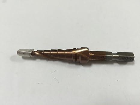"""0.3937/"""" 5pcs Straight Shank HSS9341 Rolled Twist Drill Bits Diameter 10mm"""