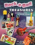 Rock-n-Roll Treasures Identification and Value Guide, Greg Moore and Joe Hilton, 1574321226