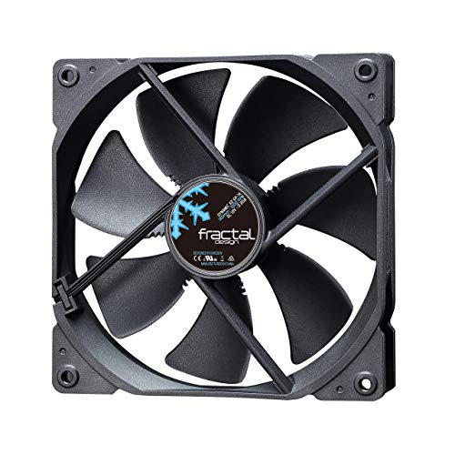 Build My PC, PC Builder, Fractal Design FD-FAN-DYN-X2-GP14-BK