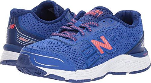 New Balance Boy's 680v5 Running Shoe, Pacificdynomite, 11 M Us Little Kid