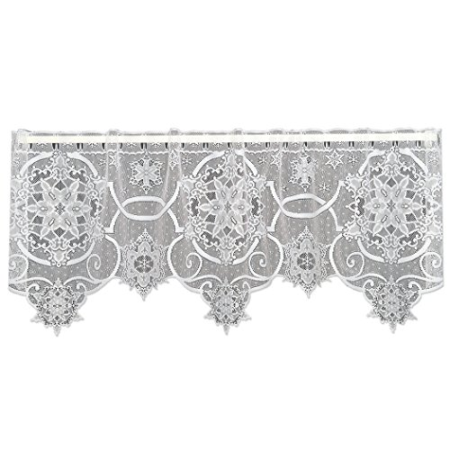 Snowflake Mantle Scarf or Valance, 4 Way for Christmas or Wi