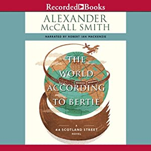 The World According to Bertie Audiobook