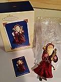 "Hallmark Keepsake ""Father Christmas"" Collector's Series Santa Ornament"