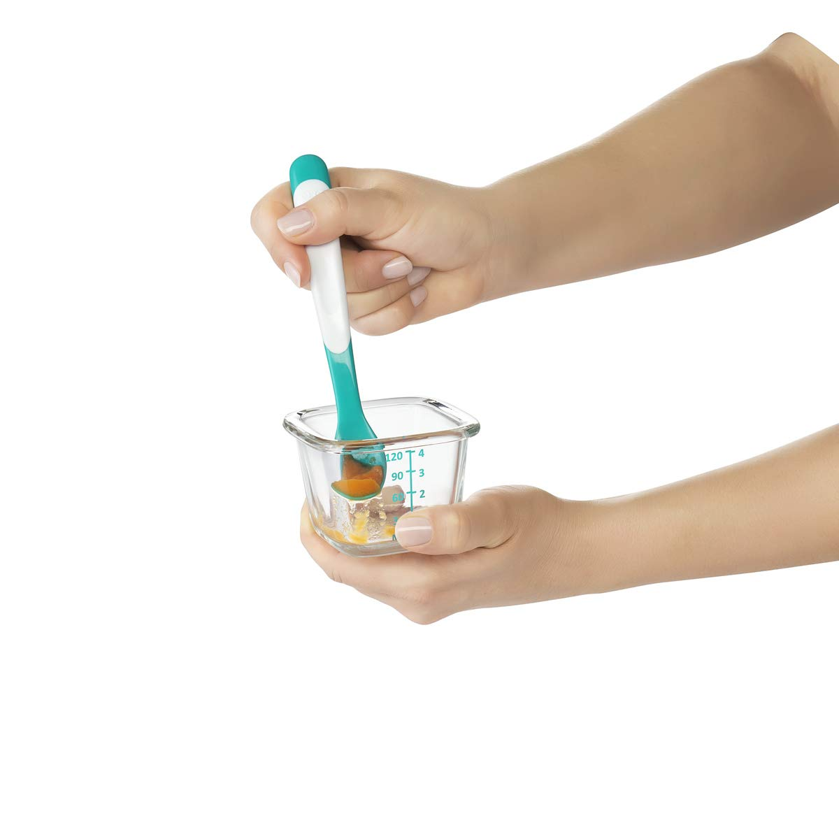 Oxo Tot Plastic Feeding Spoon Multipack