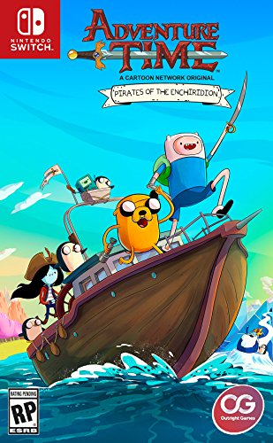 Nintendo Adventure Games (Adventure Time: Pirates of The Enchiridion - Nintendo Switch Edition)