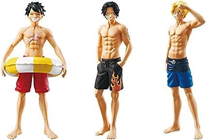 Luffy Gashapon NEW Bandai One Piece Gasha Portraits 2 Trading Figure Monkey D