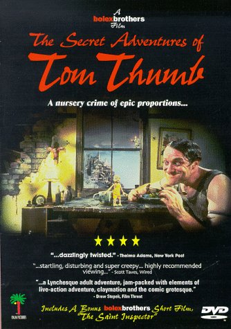 Secret Adventures Of Tom Thumb