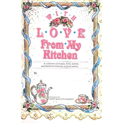 Family recipe book amazon with love from my kitchen solutioingenieria Image collections