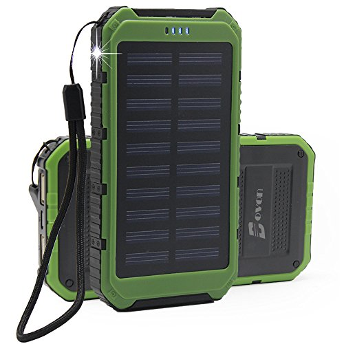 Solar Telephone Charger - 8