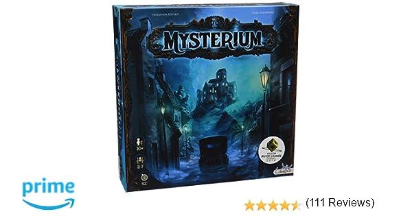 Libellud-Asmodee-Mysterium Español MYS01ES: Amazon.es: Juguetes y ...