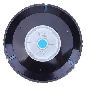 Robot Aspirador y Fregasuelos, Domybest Aspiradores inteligentes, Creative Intelligent Automatic Sweeping Clean Robots, Dirección Automática, ...