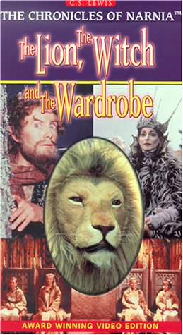 Narnia Lion Costume (The Lion, the Witch and the Wardrobe [VHS])