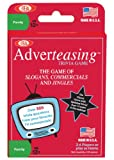 POOF-Slinky 0C672 Ideal Adverteasing Trivia Card Game with Over (300) Questions, 108-Playing Cards