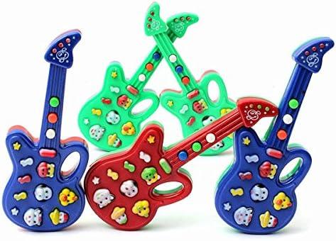 Calli Fantásticas niños bebé niño guitarra electrónica rima ...