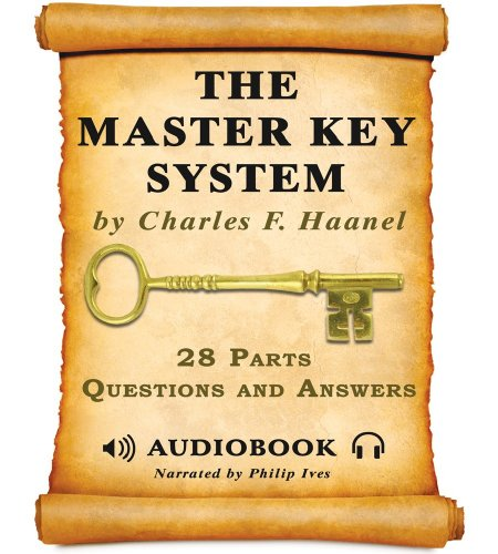 The Master Key System Audiobook - All 28 Parts Master Media Systems
