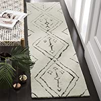 Safavieh Casablanca Collection CSB212A Ivory and Multi Runner, 23 x 8