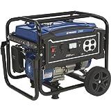 Powerhorse Portable Generator 2500 Surge Watts, 2000 Rated Watts, EPA Compliant