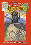 The Ninespire Experiment (An Epic Fantasy Adventure Series, Knightscares #7)