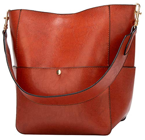 Molodo Women's Satchel Hobo Top ...