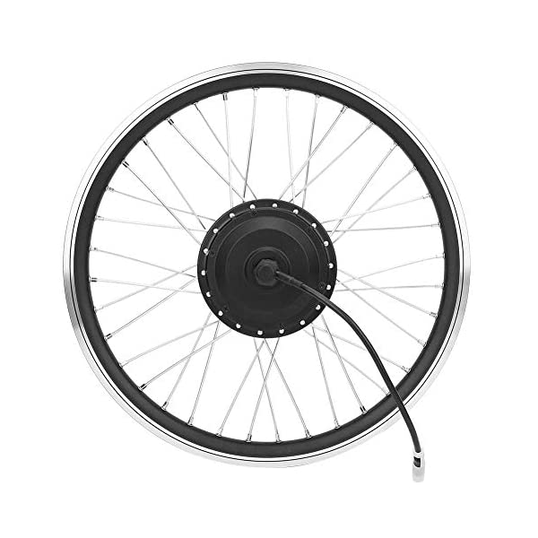 T best Kit di conversione per Bicicletta elettrica, Kit di conversione per mozzo per Bicicletta con Motore per… 3 spesavip