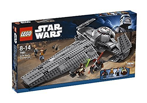 Lego- Star Wars 7961 Darth Maul's Sith Infiltrator -
