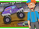 Monster Truck Song by Blippi | Monster Trucks for Children