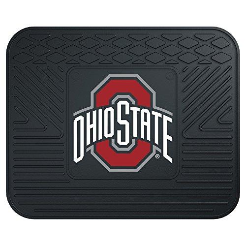 FANMATS NCAA Ohio State University Buckeyes Vinyl Utility Mat