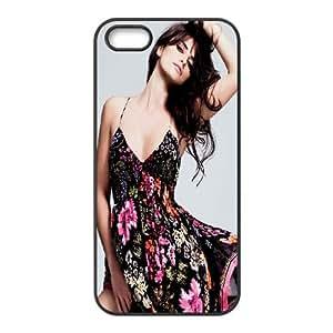 iPhone 5 5s Cell Phone Case Black Penelope Cruz 2 W3X8OB