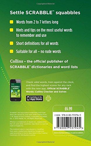 Collins Scrabble Word Checker: Amazon.es: Collins Dictionaries: Libros en idiomas extranjeros