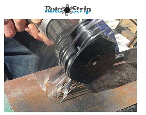 Paint strip drill bit