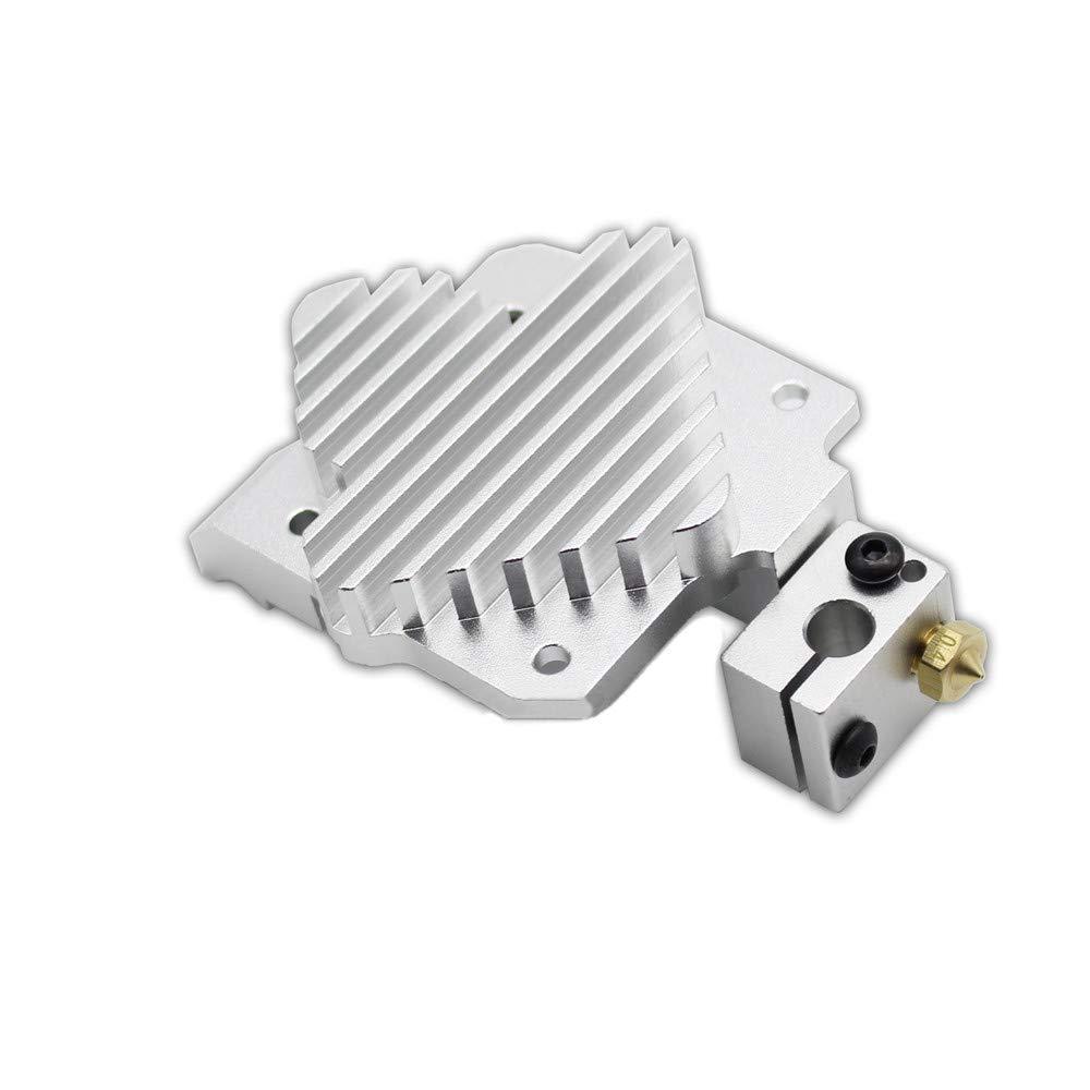 ROLYPOBI Mechanical Fasteners 3D Printer 12V/24V Extruder Upgrade Kit Radiator Radiator Radiator Accessories by ROLYPOBI