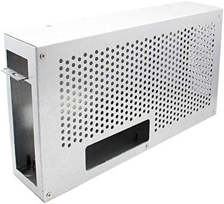 EXP GDC External Graphics Metal Chassis Silvery White