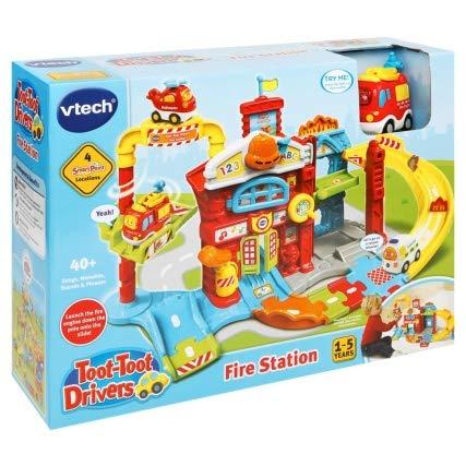Vtech, TootToot Fire Station for kids