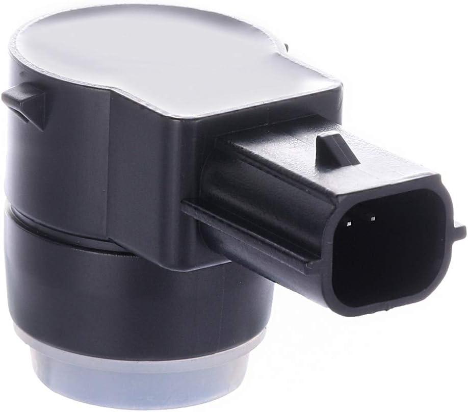 LSAILON 2Pcs Reverse Bumper Parking Assist Aid Park Sensor 20908127 25961317 for Escalade Avalanche Silverado 1500 2500 3500 HD Suburban 1500 2500 Sierra 1500 2500 HD 3500 HD Yukon