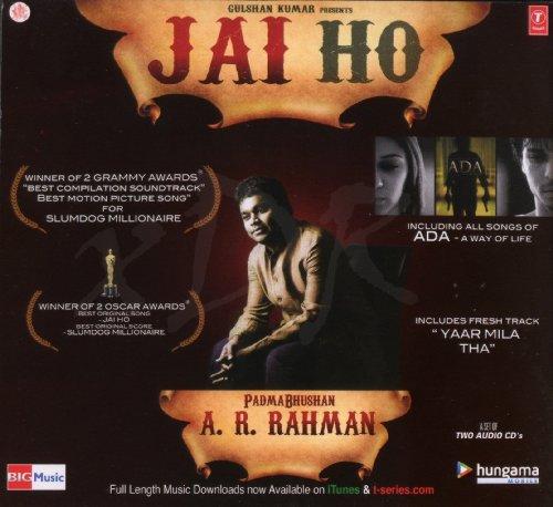 The pussycat dolls feat a. R. Rahman jai ho (shaan & afterlife.