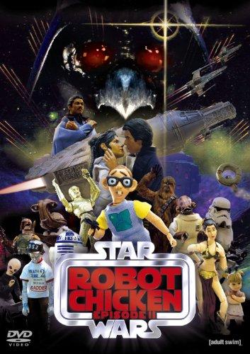Robot Chicken Star Wars Episode 2 DVD [Japan Import]