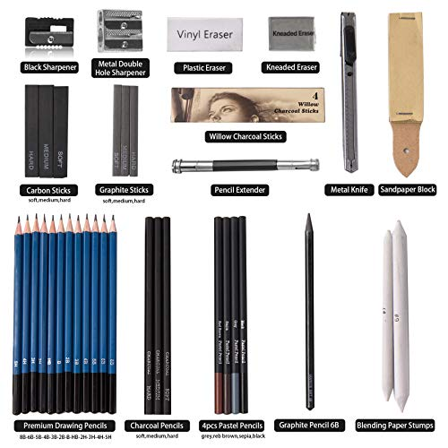 Buy professional drawing kit for adults