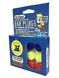 Putty Buddies Original Swimming Earplugs, 3-Pair