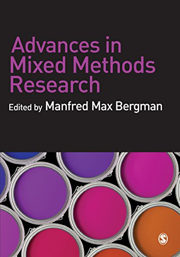Download Advances in Mixed Methods Research: Theories and Applications Pdf