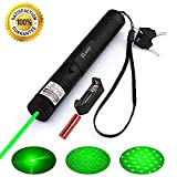 Eleay Tactical Green Hunting Rifle Scope Sight Laser Pen, Demo Remote Pen Pointer