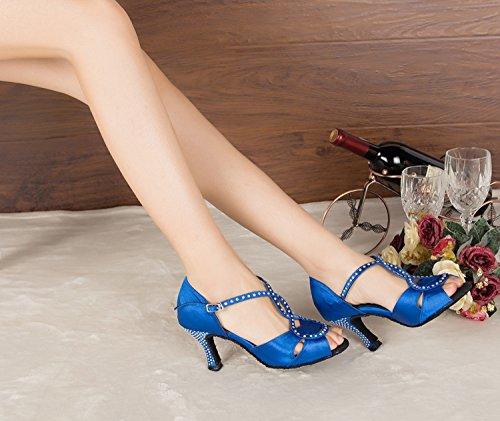 Tanzschuhe Minitoo 35 Blau Größe Damen PFwUqFxvnA