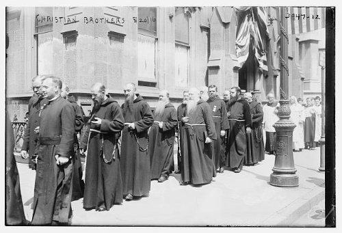 1916 Photo Christian Brothers by Historic Photos