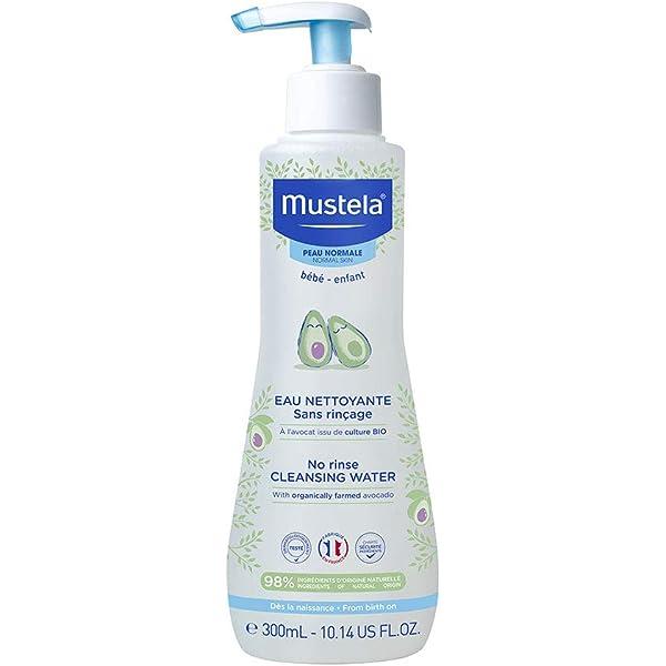 Mustela Agua limpiadora sin enjuague [1x 500ml] [4.38]: Amazon.es: Electrónica