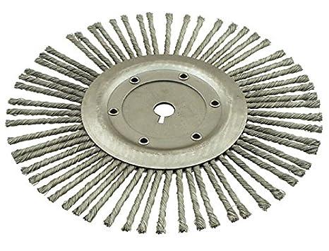 Westfalia Cepillos para desbrozadora y desbrozadora (200 mm ...