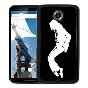 Individualization Michael Jackson 1 Black Google Nexus 6 Phone Case