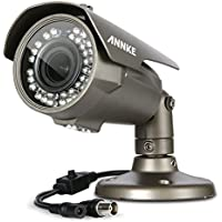 ANNKE 4-in-1 1080p 2.0MP Security bullet Camera with IP66 weatherproof Indoor/Outdoor, 100ft Super Night Vision, Smart IR Function